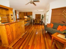 CABBAGE PALM LODGE !, Agnes Water