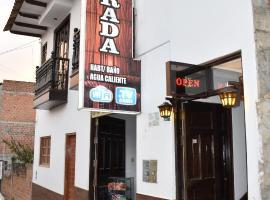 Hostal La Morada, Chachapoyas