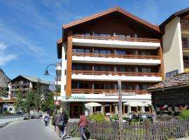 Hotel Parnass, Zermatt