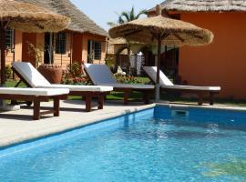 Terra Lodge Sénégal, Mbour