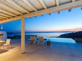 Villa Agapi by Mykonos Pearls, Tourlos