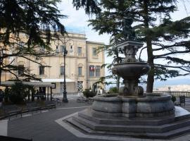 Una Casa al Belvedere, Enna