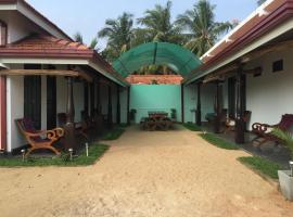 Rose Wood Guest Rooms, Kalpitiya