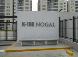 Apartamento Sur K108 Nogal, Cali