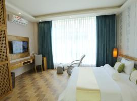 Thuy Sakura Hotel & Serviced Apartment, Ho Chi Minh