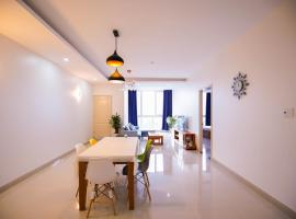 Sunex Two-Bedroom Apartment-Son Thinh 2, Вунг Тау