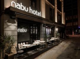 Nabu Hotel Karaköy, Estambul