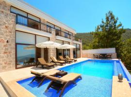 Korunaklı Villa Lavanta, Kalkan