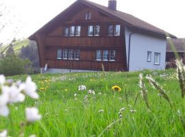 Ferienstudio Familie Fässler-Dörig, Appenzell