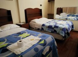 Hotel Amazonas, Arequipa