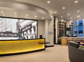 Embassy Suites By Hilton New York Midtown Manhattan, Нью-Йорк