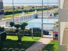 Holiday Home Blanca Beach, Sidi Rahal