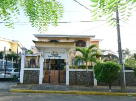 Hostal Santo Domingo, Managua