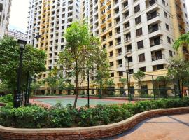 Forbeswood Heights w/ NETFLIX by ACP Prop ActiveManila, Philippines, 马尼拉