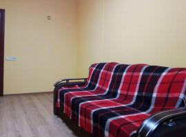 Apartment on Simi Steshenkiv, Kiew