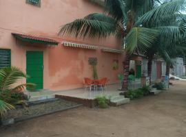 Coconut résidence hôtel, Lomé