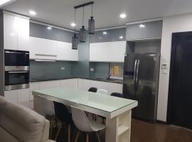 Service Apartment, 河内