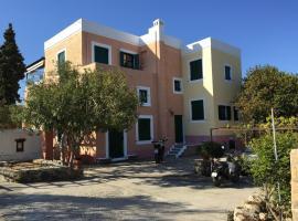 Aegina Island Billiard Mezzaninne, Aegina Town