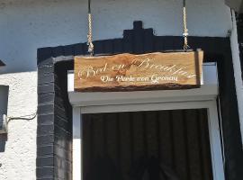 Die Perle von Gronau, Gronau