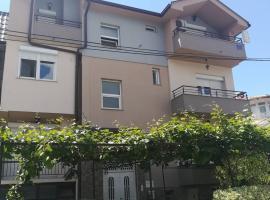 Villa Zilevski, Ohrid