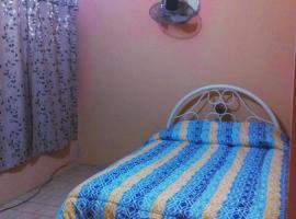 guinea pig hostel, Pisco