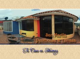 San Martin PH & Terraza I, Huaraz
