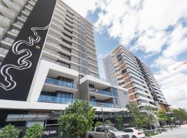 SoFun Apartments at Woolloongabba, Брисбен