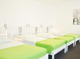 bedpark Altona Pension