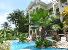Flamboyant Suite By The Caribbean Sea!, Black Rock