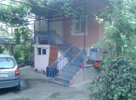 Guest house on Kharaniya, Sukhum