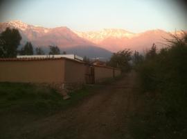 Cabaña Tupi, Santiago
