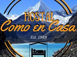 Hostal Como en Casa, Huaraz
