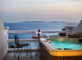 Villa Elina suites and more, Agios Stefanos