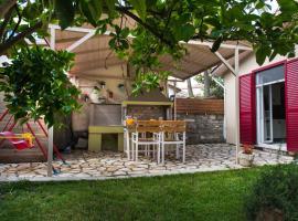 serdinia home, Lefkada Town