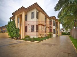 Hallmark Property 1- APARTMENT 1, Accra