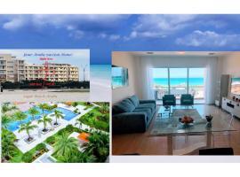 5★ LUXURY SPACIOUS CONDO ON EAGLE BEACH ☼ 2' WALK, Palm Beach