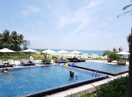Two Bedrooms Apartment with Sea View, Danang
