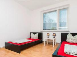 City Apartment 6 Personen