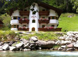 Steglacher Hof, Mayrhofen