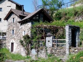 Casa di Sasso, Intragna