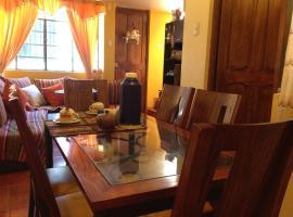 La casa de Doris, Cuzco