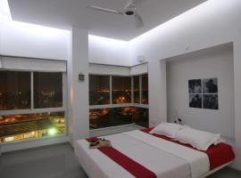 Embassy designer apartment, Gangāpur
