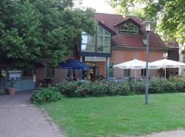 Pension im Oranienpark