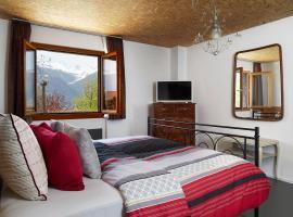 La Forge de Diogne, 2 pces spacieux et lumineux, Crans-Montana