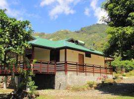 Maison Umuhei à Hiva Oa, Atuona