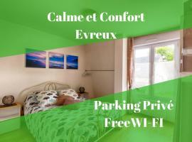 Duplex Cosy Evreux, Évreux
