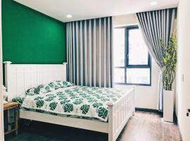 Green Apartment - Fully furnished apartment close to city cecter, Ho Chi Minh