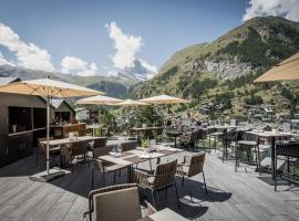 Relais & Chateaux - Schönegg, Zermatt