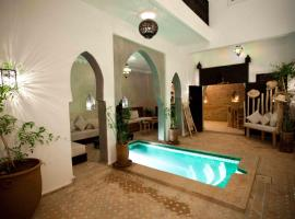 Riad Shambala, Marrakech