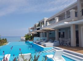 Paralia Luxury Suites, Agios Stefanos